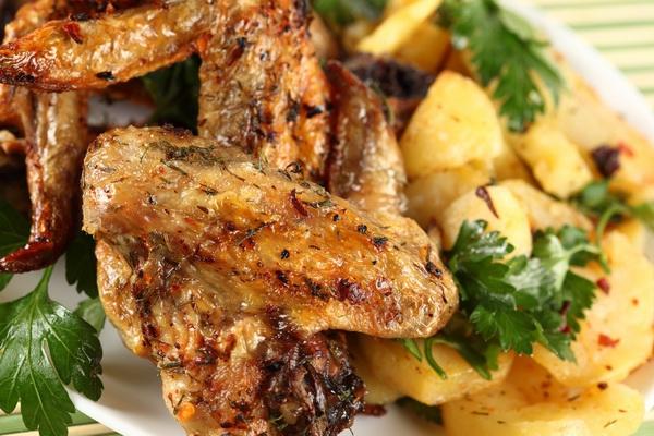 горячие блюда из мяса рецепты